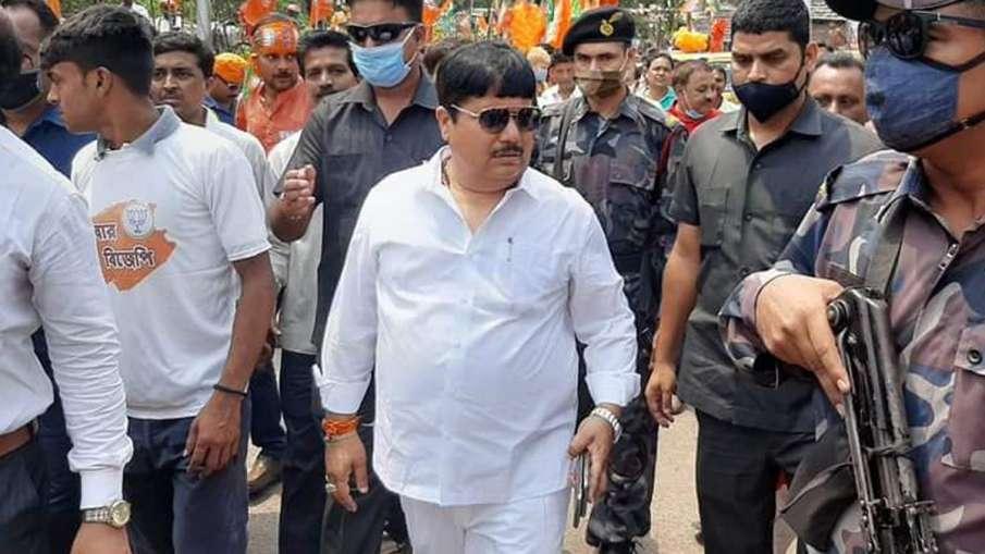 Arjun Singh BJP MP Z Category, Z Category Security, Arjun Singh Crude Bomb Attacks Bengal- India TV Hindi