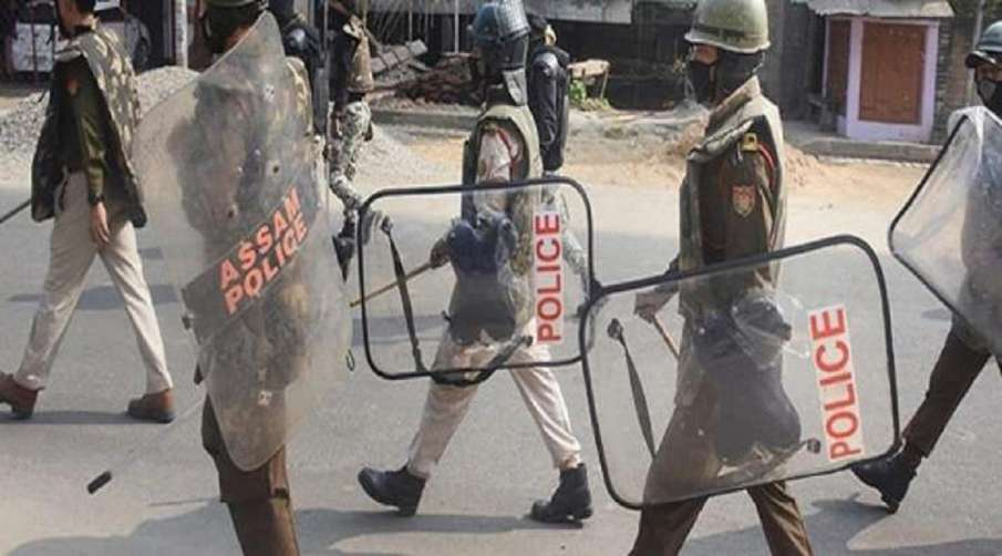 Assam: Police Open Fire at Locals Protesting Eviction Drive, Two Killed- India TV Hindi