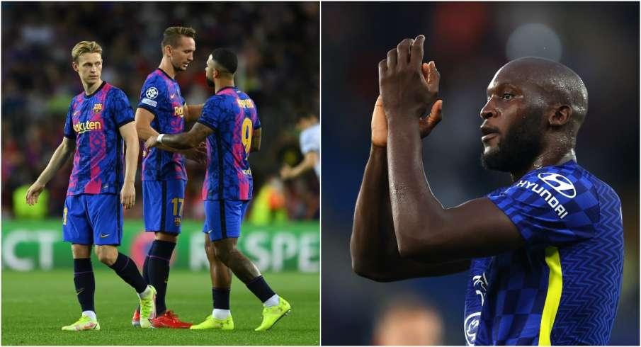Champions League, Lionel Messi, Barcelona, Lukaku Chelsea, Sports, Football - India TV Hindi