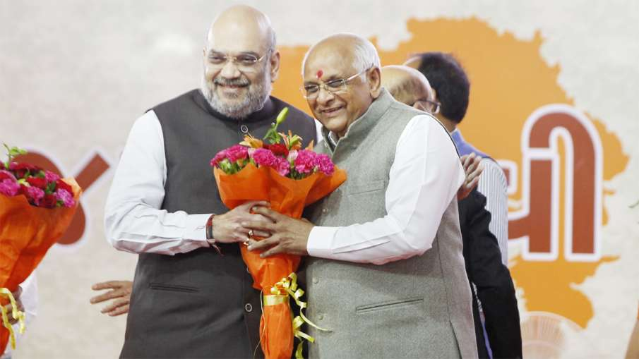 Bhupendra Patel, Bhupendra Patel Gujarat, Gujarat Ministers BJP, Vijay Rupani BJP- India TV Hindi