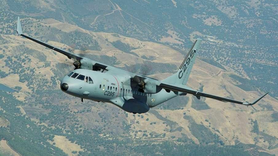 C-295 MW transport aircraft, C-295 MW transport aircraft Procurement, C-295 MW aircraft- India TV Hindi