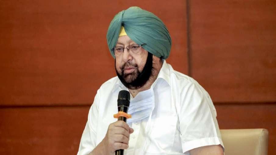 Punjab CM Captain Amarinder Singh - India TV Hindi