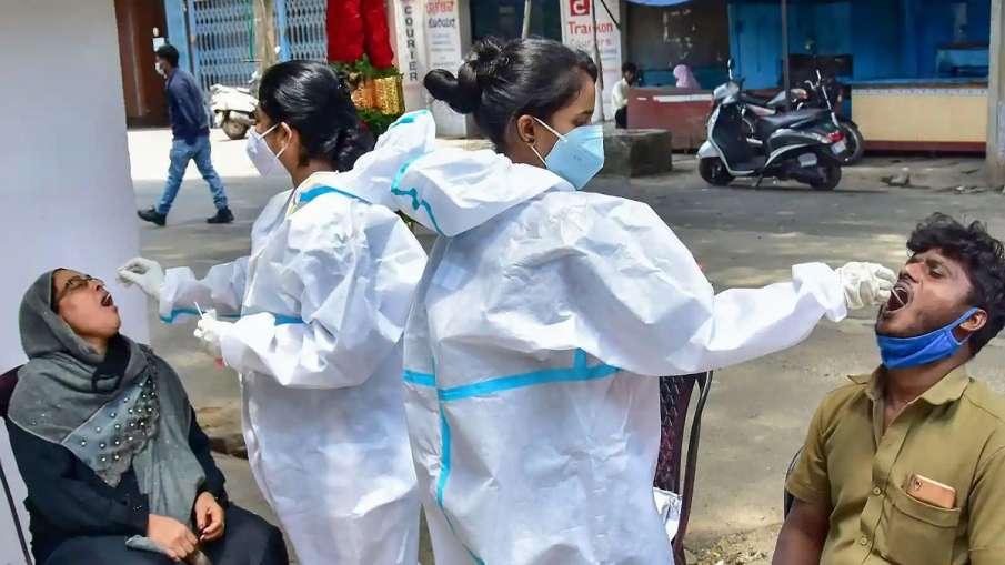 Kerala reports 11,699 new Covid cases, 58 deaths- India TV Hindi