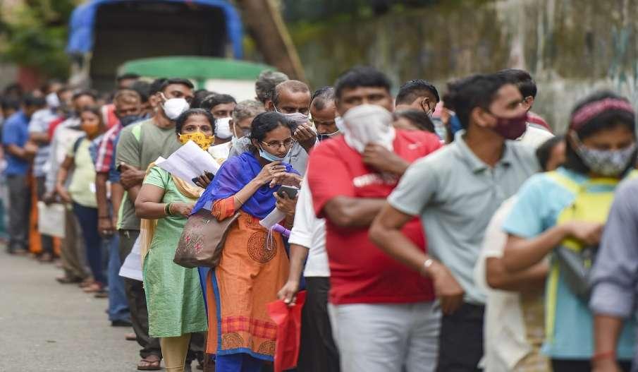 देश में कोरोना वायरस के 27,176 नए मामले, 284 लोगों की मौत - India TV Hindi