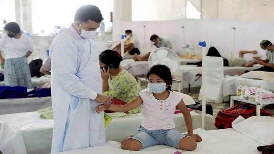 Viral fever cases among children rising in Bihar- India TV Hindi