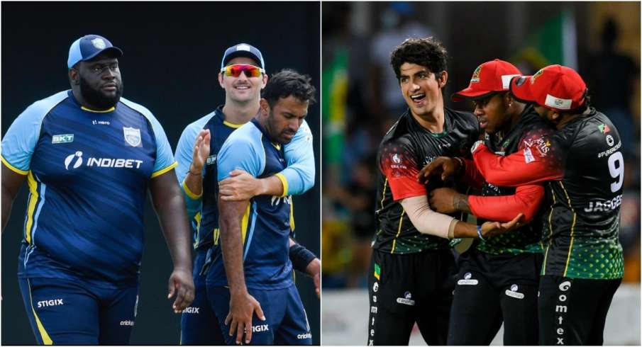 CPL 2021, St Lucia Kings, St Kitts, cricket, Sports - India TV Hindi