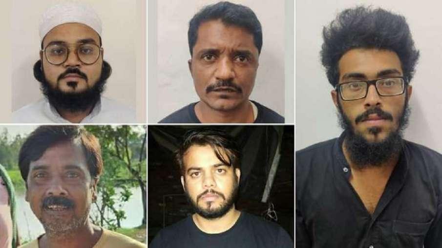 टेरर मॉड्यूल: गिरफ्तार आतंकी ओसामा के चाचा हेमुद रहमान गिरफ्तार, आतंकियों ने बताया केमिकल से ब्लास्ट- India TV Hindi