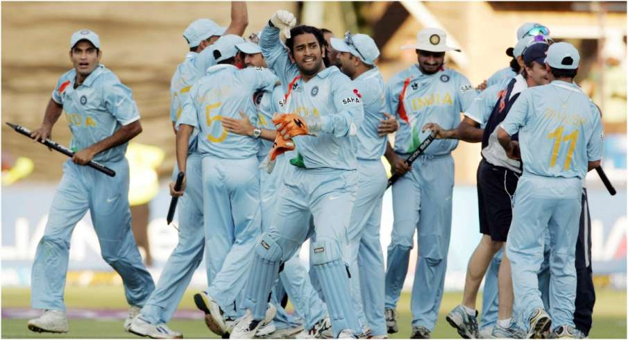 On This Day, MS Dhoni, T20 World Cup 2007, Indian vs Pakistan, Sports, cricket, India, Wolrd cup, T2- India TV Hindi