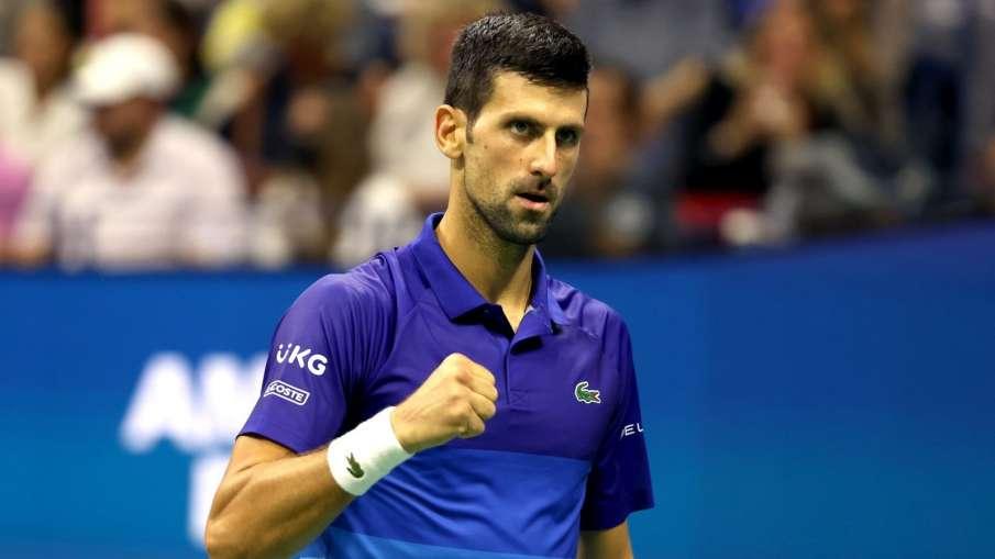 US Open: Novak Djokovic Reaches Semi-Finals, 2 Wins Away...- India TV Hindi