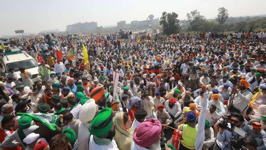 दिल्ली: किसान आंदोलन...- India TV Hindi