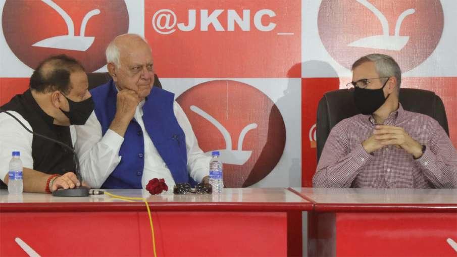 Farooq Abdullah, Farooq Abdullah National Conference, National Conference- India TV Hindi