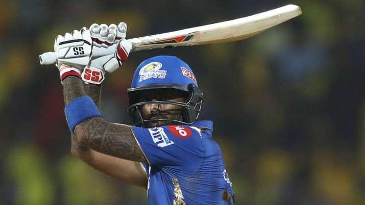 Suryakumar Yadav sweats in the nets after completing the quarantine- India TV Hindi