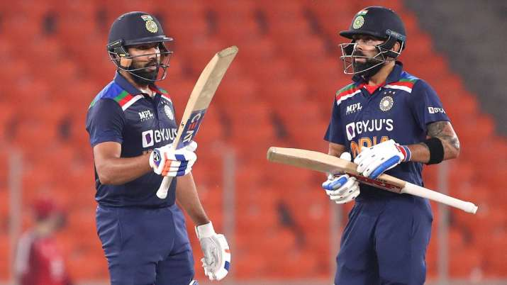 STATS REVEALS WHY ROHIT SHARMA IS THE TOP CONTENDER FOR...- India TV Hindi