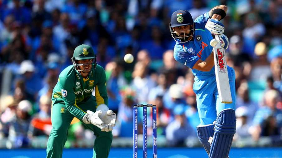 India's tour of South Africa announced, the first Test will be played on December 17 - see full sche- India TV Hindi