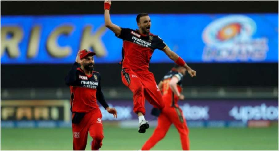 RCB vs MI,  Mumbai Indians, cricket, Harshal Patel - India TV Hindi