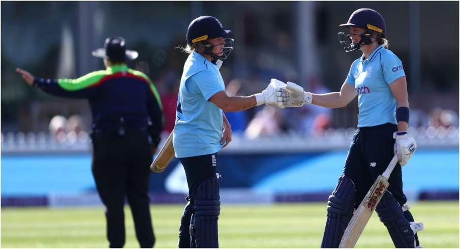 England, New Zealand, cricket, Heather Knight- India TV Hindi