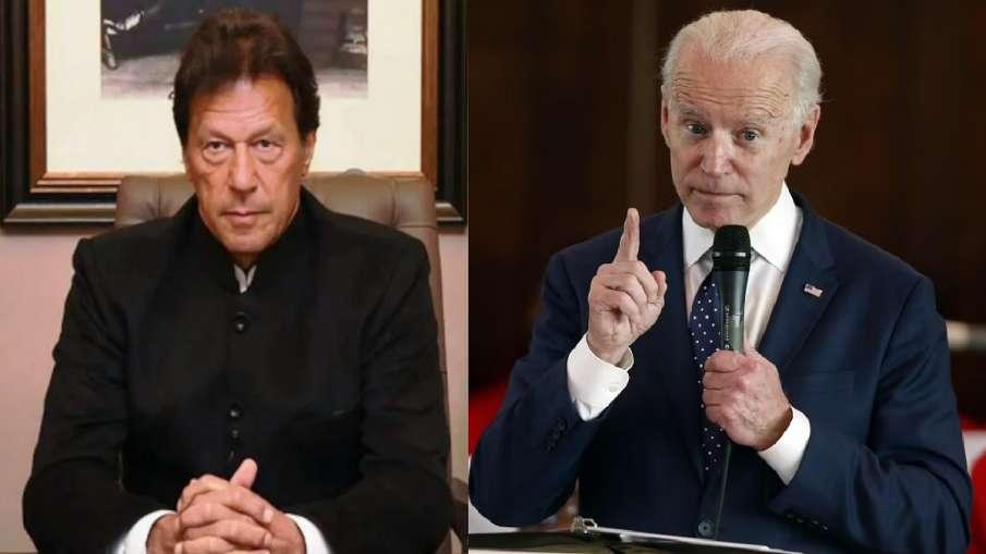 पाकिस्तान के PM इमरान खान ने अमेरिकी राष्ट्रपति जो बाइडन पर कसा तंज, कहा- वह व्यस्त व्यक्ति हैं- India TV Hindi