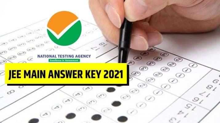 JEE Main 2021 Answer Key: जेईई मेन 2021 सीजन 4 की आंसर की जारी, ऐसे करें डाउनलोड- India TV Hindi