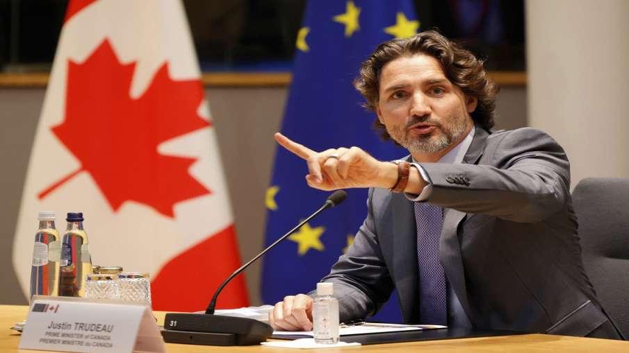 कनाडा : चुनाव में ट्रूडो की लिबरल पार्टी ने जीत दर्ज की, लेकिन बहुमत से दूर - India TV Hindi