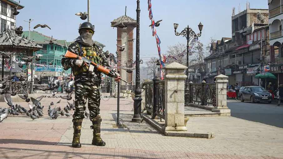 Kashmir, Kashmir Pakistan, Al Qaeda Kashmir Pakistan, Al Qaeda Kashmir ISI Pakistan- India TV Hindi