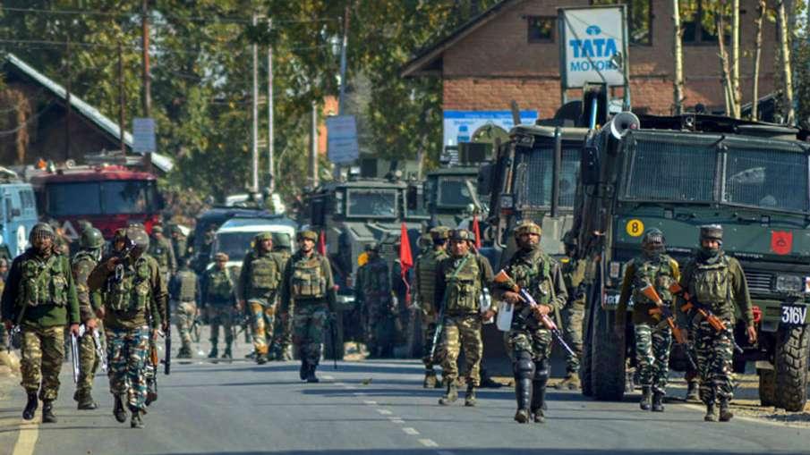 Jammu Kashmir, Kulgam terrorists, terrorists Jammu Kashmir- India TV Hindi