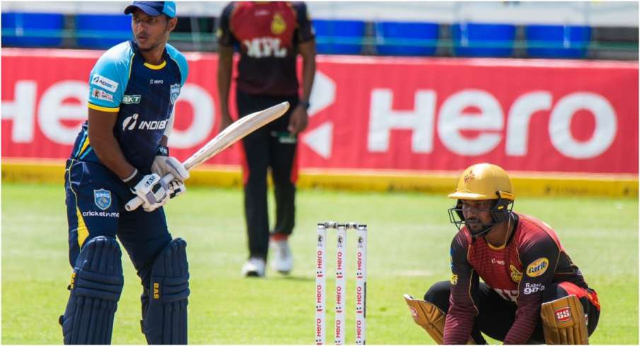 Saint Lucia Kings, Trinbago Knight Riders, CPL, sports news, latest updates, Darren Bravo, T20 match- India TV Hindi