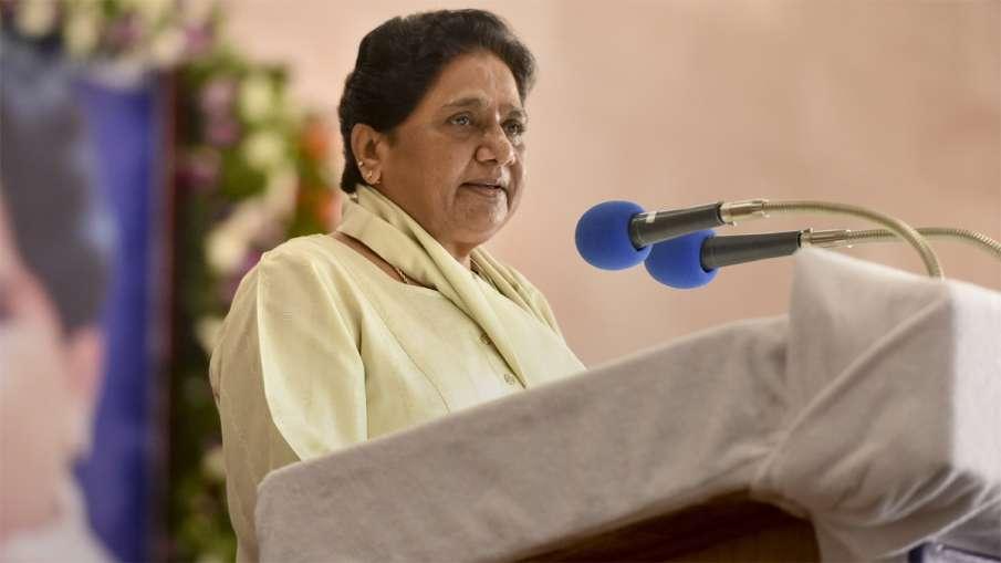 Suresh Khanna, Mayawati, Suresh Khanna Mayawati Unemployed, Suresh Khanna Slams Mayawati- India TV Hindi