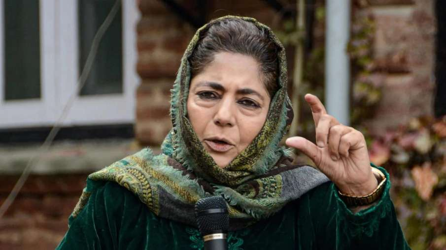 Time will come when Article 370, 35A will be reinstated, says Mehbooba Mufti- India TV Hindi