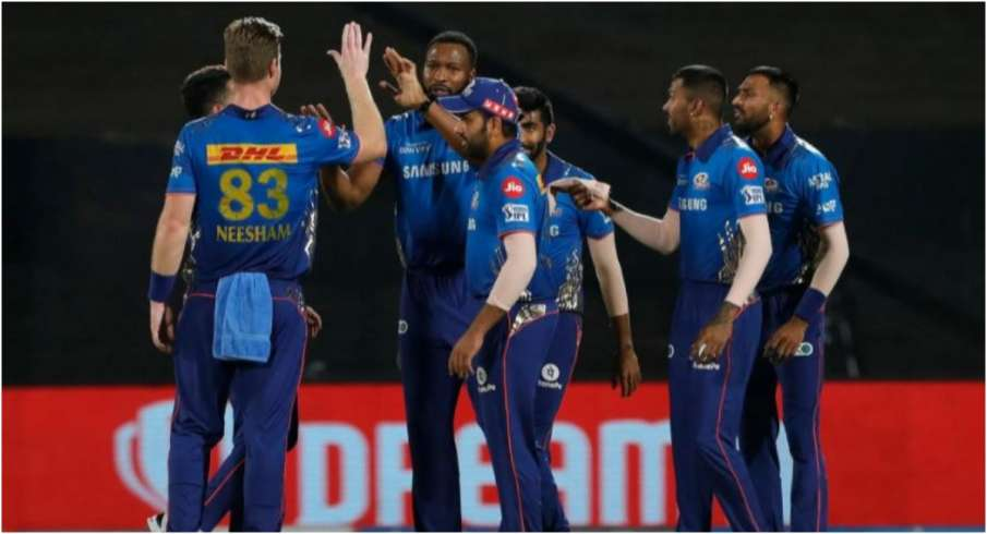 IPL 2021, Mumbai Indians, Mumbai Indians vs Chennai Super Kings, Rohit Sharma, mumbai indians ipl sc- India TV Hindi