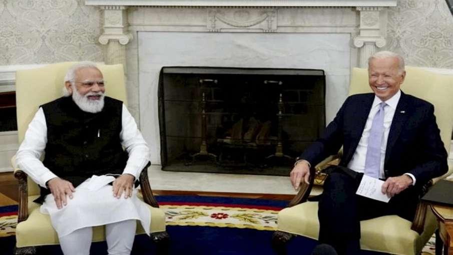 राष्ट्रपति बायडेन भारत की क्यों तारीफ की? जानिए पीएम मोदी के साथ किन अहम मुद्दों पर हुई बात- India TV Hindi