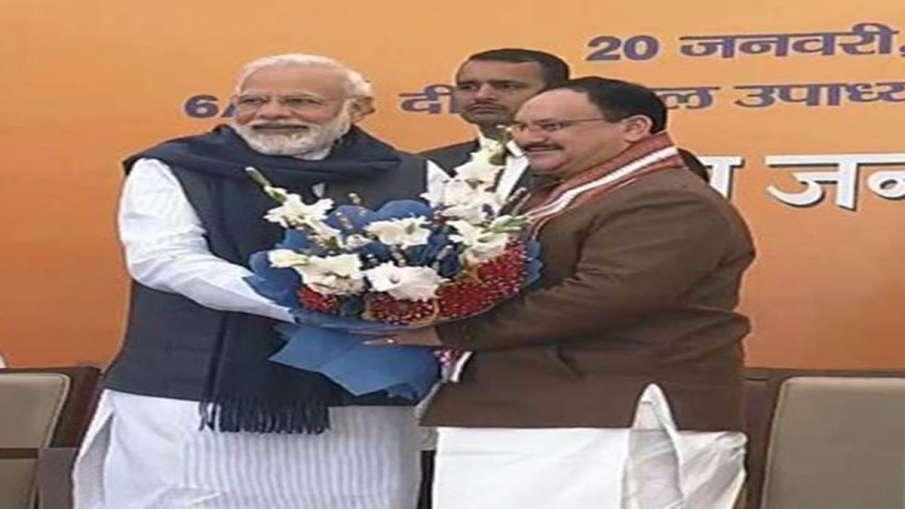 PM Modi did what his predecessors did not dare to do: Nadda- India TV Hindi