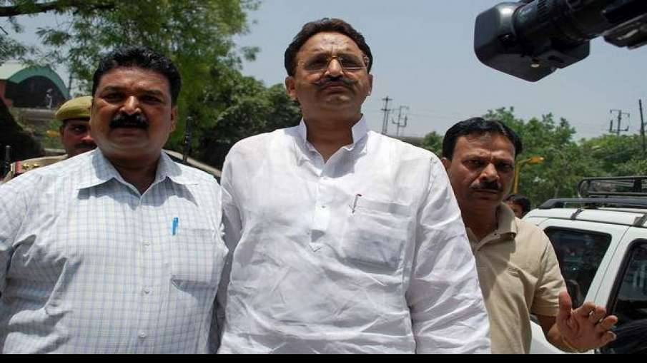 Mukhtar Ansari claims his life is in danger, says Yogi government can give me poison in food- India TV Hindi