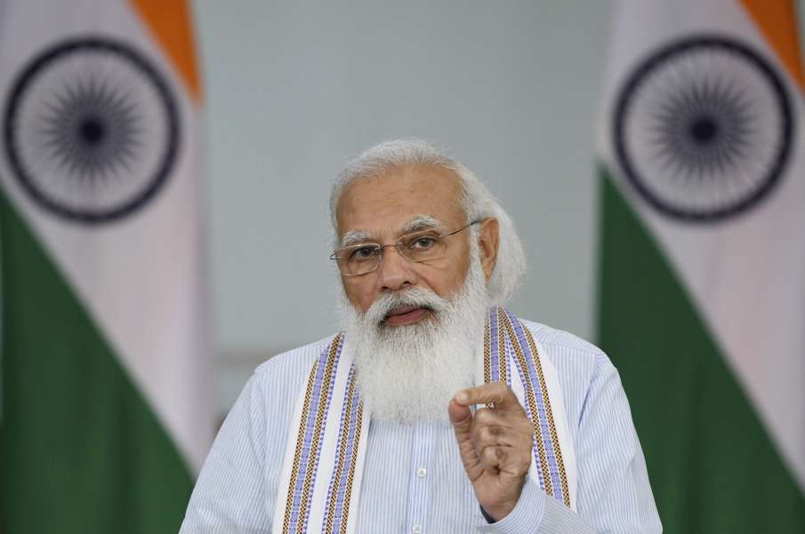 PM Narendra Modi to lay foundation stone of Raja mahendra pratap university in aligarh  अलीगढ़ में र- India TV Hindi