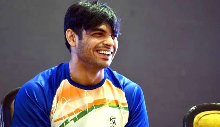 KBC 13 Why and how Neeraj Chopra chose javelin throw Olympic gold medalist talks about this - India TV Hindi