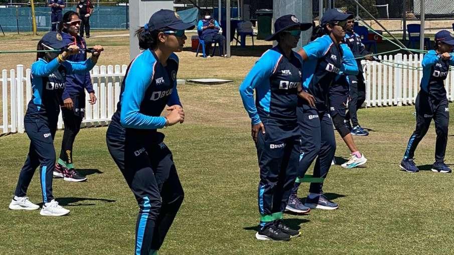 भारतीय महिला टीम ने...- India TV Hindi