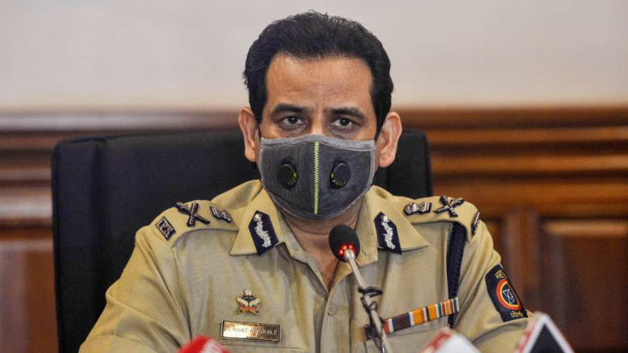 Mumbai Police Commissioner Hemant Nagrale- India TV Hindi