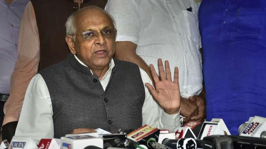 गुजरात: एक दिन के लिए टला मंत्रिमंडल विस्तार, गुरुवार को शपथ लेंगे भूपेंद्र पटेल के मंत्री- India TV Hindi