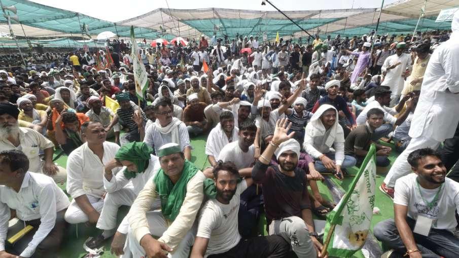 27 सितंबर को रहेगा किसानों का भारत बंद, संयुक्त किसान मोर्चा का ऐलान- India TV Hindi