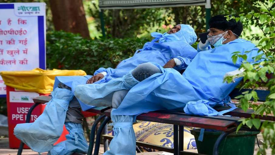38 fresh COVID-19 cases in Delhi, no new fatality- India TV Hindi