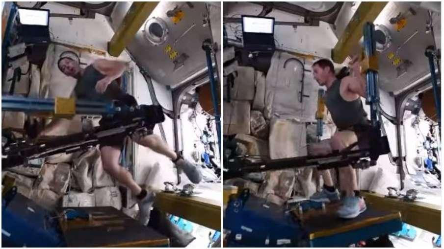 French Astronaut- India TV Hindi