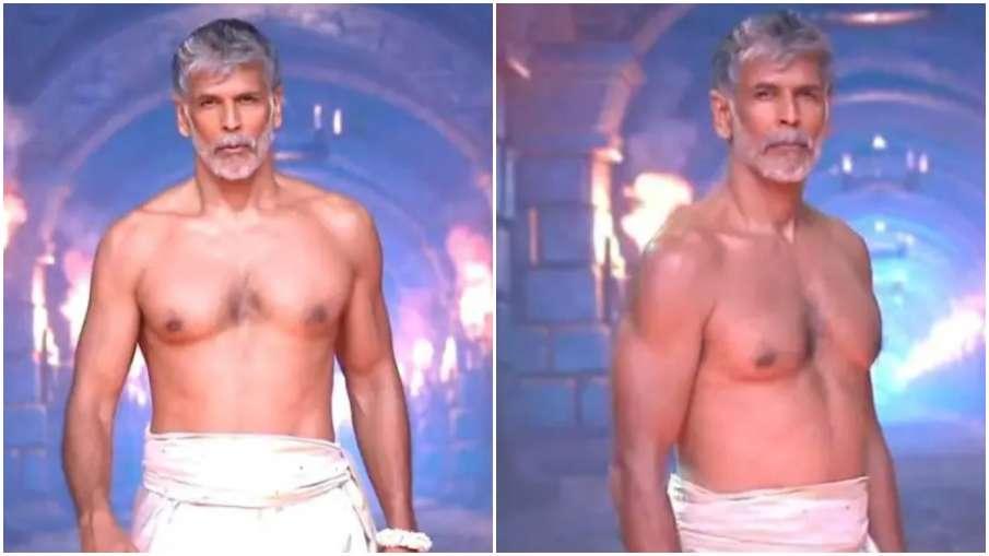 milind soman- India TV Hindi