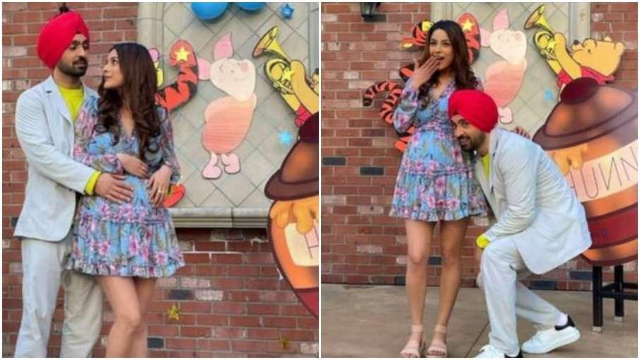 shehnaaz and diljit - India TV Hindi