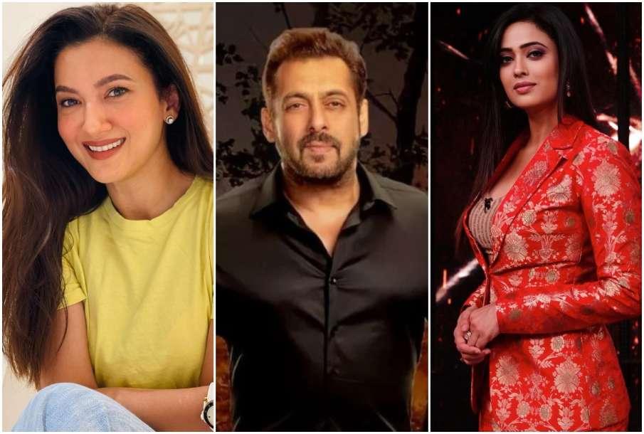 Gauahar Khan, Salman Khan, Shweta Tiwari- India TV Hindi