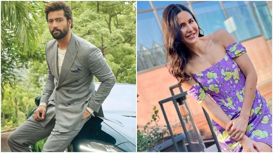 vicky kaushal and katrina kaif - India TV Hindi