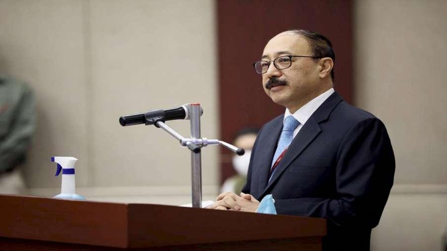 Pakistan has been a country creating problems in India's neighbourhood says Shringla भारत के पड़ोस म- India TV Hindi