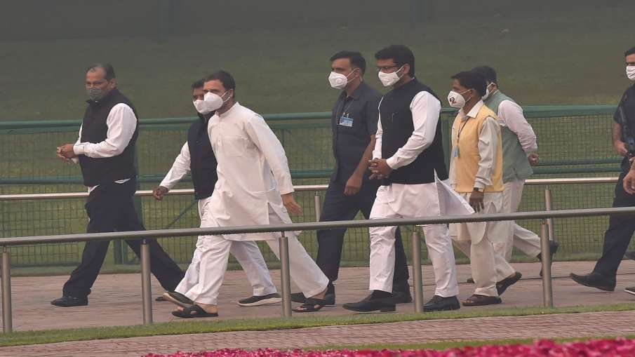 Charanjit singh channi oath ceremony rahul gandhi unlikely to attent चरणजीत सिंह चन्नी के शपथ ग्रहण - India TV Hindi