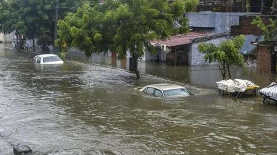 Uttar Pradesh, Uttar Pradesh Rain Dead, Uttar Pradesh Rain Dead Yogi- India TV Hindi