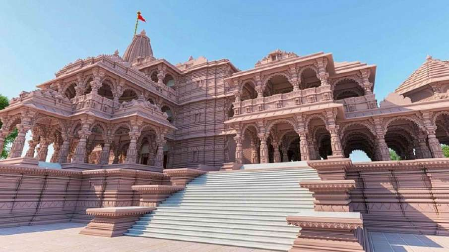 Pink stone from Rajasthan to be used for construction of Ram temple structure in Ayodhya: Sources- India TV Hindi