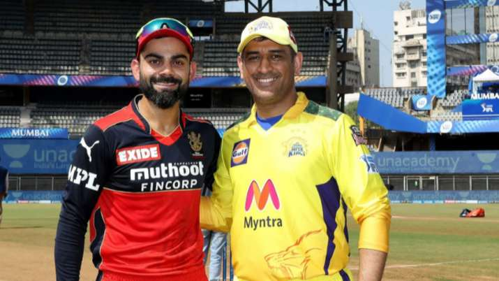 RCB vs CSK: Dhoni's CSK will challenge Kohli's RCB, know the condition of both the teams- India TV Hindi