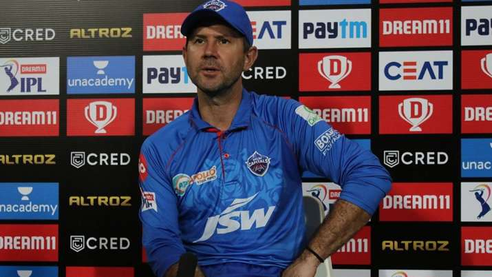 Performance of the first half of IPL 2021 will not matter - Ricky Ponting- India TV Hindi